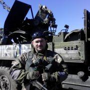 Вдруге народжений: калуський боєць Олександр Коваль розповів про війну. ФОТО