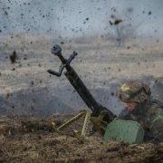 СБУ розпочала досудове розслідування за фактом обстрілів українських позицій
