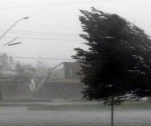 На Україну насувається потужний і активний циклон Victoria