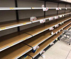 Коронавірус в Італії: у магазинах порожні полиці