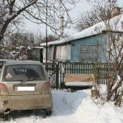 Купили ми сьогодні стару хату в селі в молодої пари. Зайшли в середину – я плакала, чоловік був в розпачі