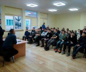 Пластуни Прикарпаття провели зустріч з воїнами АТО