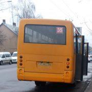 В Івано-Франківську водій вигнав з маршрутки дитину (ФОТО)