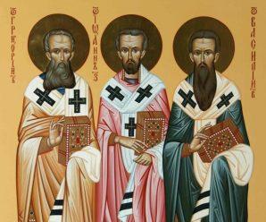 12 лютого – Собор Трьох Святителів: свято, прикмети та що категорично не можна робити
