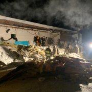 Обвалився ресторан: загинула молода жінка, багато поранених (фото)
