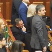 Бужанський в Раді демонстративно відмовився вшановувати пам'ять загиблих на Майдані (ВІДЕО)