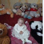Померла найменша дівчинка України, яка боролась зі страшною хворобою