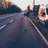 """Під Франківськом авто насмерть збило пішохода, який перебігав дорогу поза """"зеброю"""""""