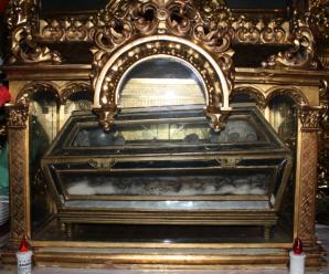 У церкві на Львівщині уже 261 рік зберігаються мощі святого Валентина