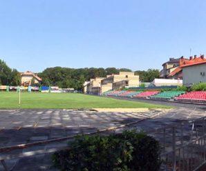 До вересня на Франківщині добудують п'ять стадіонів