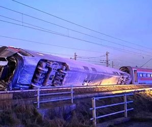 В Італії зійшов з рейок швидкісний потяг Мілан – Болонья, загинули дві людини і 30 постраждали