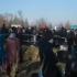 Люди прориваються через кордон: натовп на рубежі України- без захисту та дистанції (ВІДЕО)