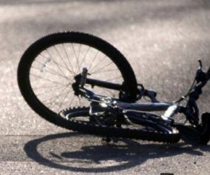 Неподалік Франківська невідомий водій збив велосипедиста і втік