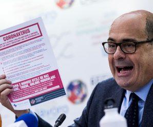 В італійського політика діагностували коронавірус