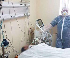 На Прикарпатті п'ять медиків захворіли на COVID-19