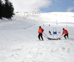 У Карпатах трагічно загинув сноубордист