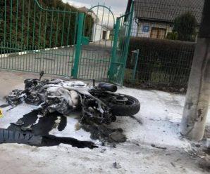 У ДТП 17-річному мотоциклісту з Кропивника відірвало кисть. ФОТО