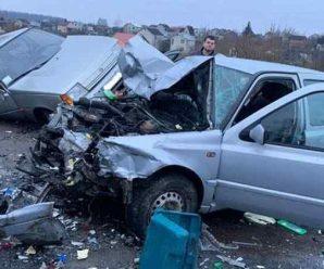 Внаслідок ДТП на Тернопільщині постраждало п'ятеро осіб