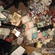 """Масштаб вражає: в столиці поліція затримала банду наркоторговців з """"товаром"""" на 110 мільйонів гривень (фото, відео)"""