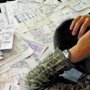 Нічим платити: прикарпатці масово боргують за комунальні послуги