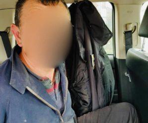 Наїхав на дітей і втік: прикарпатські поліцейські розшукали нетверезого водія, який вчинив ДТП (ФОТО)