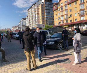 У поліції запевняють, що у Марцінківа нема підстав для хвилювань: ніхто його не переслідує