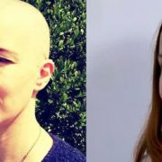 """""""Під нуль"""": у Франківську волонтерка обрізала волосся на перуки онкохворим дітям"""