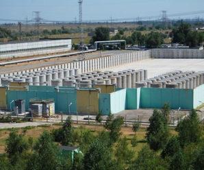 В Україні побудують сховище радіоактивних відходів, які повертаються після переробки в Росії