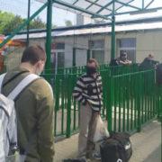 Прикордонники роз'яснюють, де можна перетнути кордон із Польщею пішки, а де автом