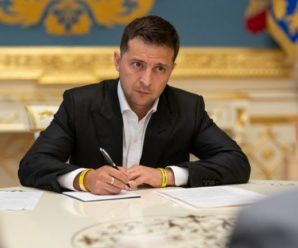 Зеленський підписав закон щодо посиленого тестування на COVID-19