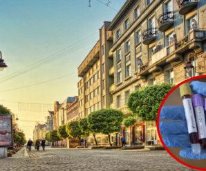 Франківськ та Калущина – надалі лідирують по захворюваності на COVID-19 в області (КАРТА)