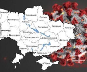 Коронавірус в Україні: кількість хворих знову збільшилась