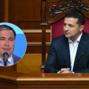 Зеленський озвучив вимоги і терміни для Саакашвілі щодо реформ