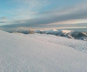 У Карпатах вдарив мороз і випав сніг на початку літа: видовищні фото