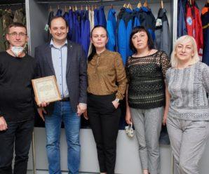 Мер міста подякував франківським фірмам, що шили захисні маски та костюми (ФОТО)