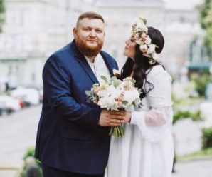 Весілля Володимира та Ірини Жогло: мережу зачарували нові фото молодят
