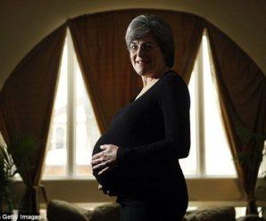 «Так вона Божевільна!» Ця жінка завагітніла в 61 рік, але багато хто вважав її вчинок нормальним