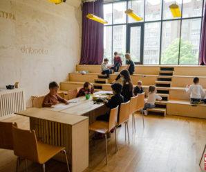 Як приватні дитячі освітні заклади Франківська працюють у час карантину (ФОТОРЕПОРТАЖ)