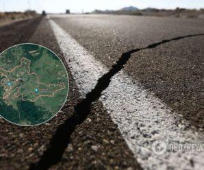 На Прикарпатті стався землетрус з епіцентром в Долині
