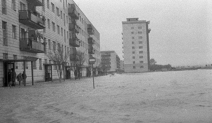 Франківцям нагадали, якою була повінь 1969 року. ФОТО, ВІДЕО 1