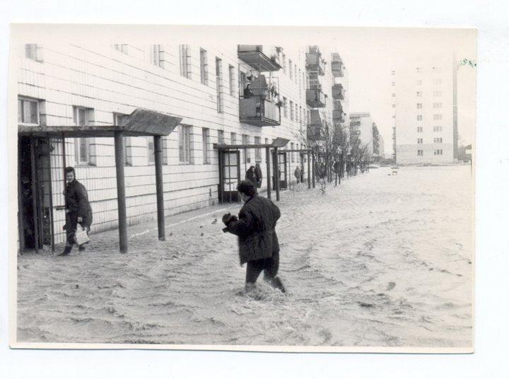 Франківцям нагадали, якою була повінь 1969 року. ФОТО, ВІДЕО 3