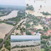 В Україні ще кілька населених пунктів підуть під воду: названо небезпечні регіони