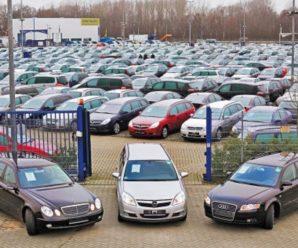 Українцям хочуть збільшити кількість податків на купівлю авто