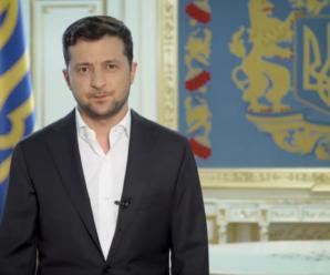 Зеленський у відеозверненні пообіцяв житло і гроші постраждалим від повені