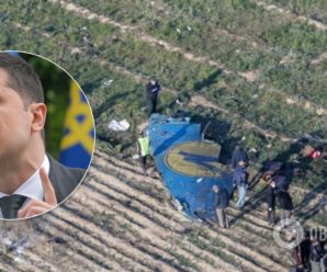 Зеленський пригрозив Ірану судом через збитий літак