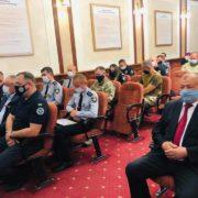 Поліцейські Прикарпаття відзначили п'яту річницю з дня створення