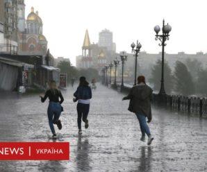 Штормове попередження: на Прикарпатті прогнозують грози, град, вода у ріках підніметься