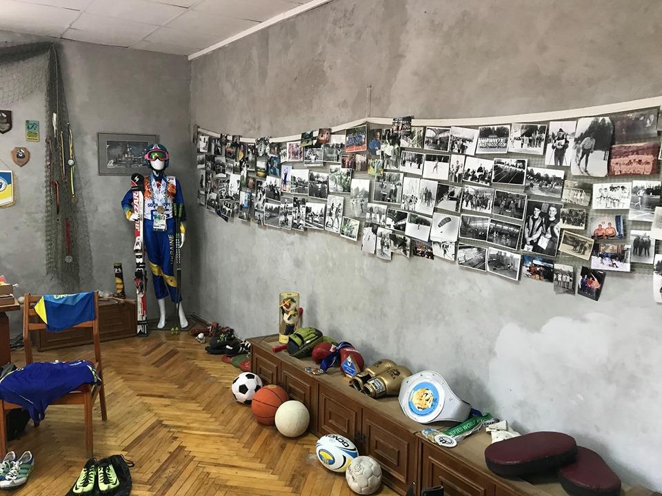 У Франківську відкрили єдиний в Україні музей спорту 5