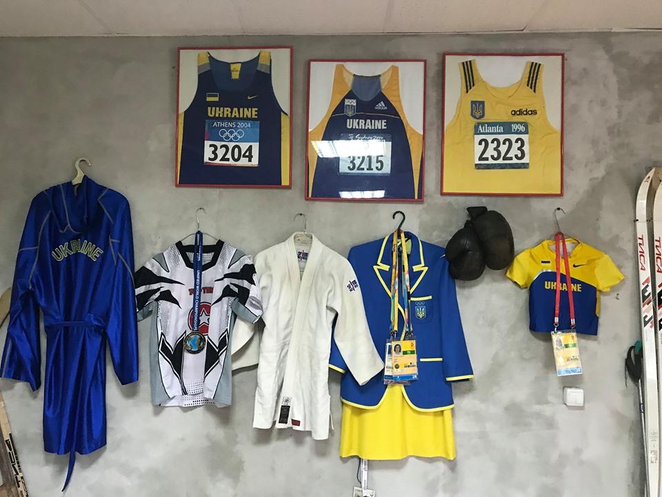 У Франківську відкрили єдиний в Україні музей спорту 7