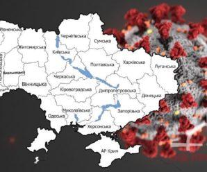 В Україні за добу виявили понад 800 нових випадків коронавірусу
